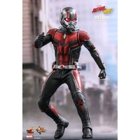 Hot Toys Marvel Ant-Man and the Wasp Ant-Man 12-Inch 1:6 Sixth Scale Action Figure