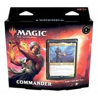 Magic The Gathering Commanders Legends Arm for Battle Commander Deck