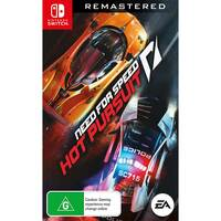 Nintendo Switch Need For Speed Hot Pursuit Remastered Game