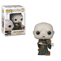 Funko Pop! Vinyl Harry Potter Lord Voldemort with Nagini. US Exclusive
