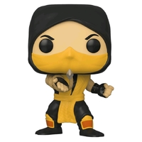 Funko Pop! Vinyl Mortal Kombat Scorpion