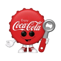Funko Pop! Vinyl Coca-Cola Coke Bottle Cap