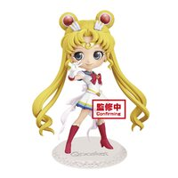 Banpresto Q Posket Sailor Moon Eternal The Movie Super Sailor Moon Figure (Version A)