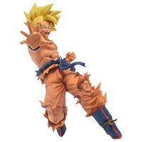 Banpresto Dragon Ball Super Kamehameha Son Goku Illustration Figure By Toyotaro