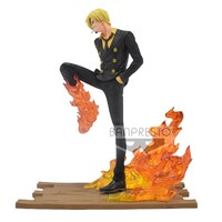 Banpresto One Piece Log File Selection Fight Vol.2 Sanji Figure