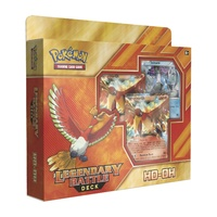 Pokemon TCG. Legendary Battle Deck. Ho-Oh.