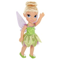 JAKKS Pacific Disney Fairies Collection Tink 14-Inch Toddler Doll