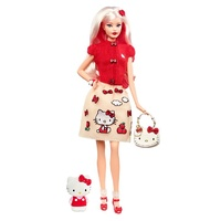 Mattel Barbie Hello Kitty Signature Doll. By Robert Best