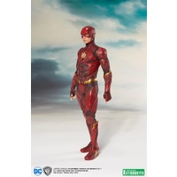 Kotobukiya ArtFX+ DC Comics Justice League Movie The Flash 1:10 Art Scale Statue