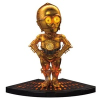 BEAST KINGDOM. Egg Attack. Star Wars C-3PO EA-016. Light and Sound Statue.