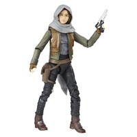 Hasbro. Star Wars Rogue One. The Black Series. Sergeant Jyn Erso (Jedha)