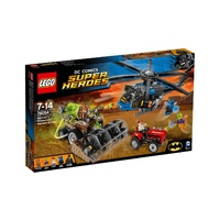 LEGO 76054 DC Comics Super Heroes. Batman Scarecrow Harvest Of Fear.