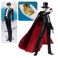 Bandai Tamashii Nations S.H. Figuarts Sailor Moon Tuxedo Mask Action Figure