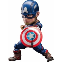 BEAST KINGDOM. Egg Attack Action. MARVEL Avengers Captain America. EAA-011.