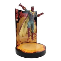 Factory Entertainment MARVEL The Avengers. Behold The Vision Premium Statue