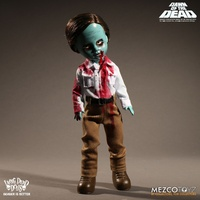 MEZCO TOYZ The Living Dead Dolls Presents Dawn of the Dead. Flyboy.