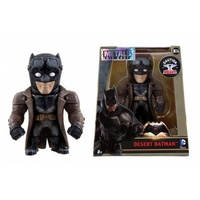 Jada Toys 4 inch Metals Die Cast. Batman V Superman. Desert Batman.