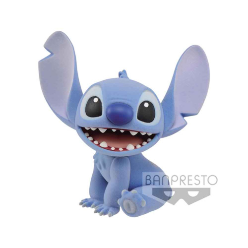 Banpresto Fluffy Puffy Disney Lilo and Stitch Stitch Figure