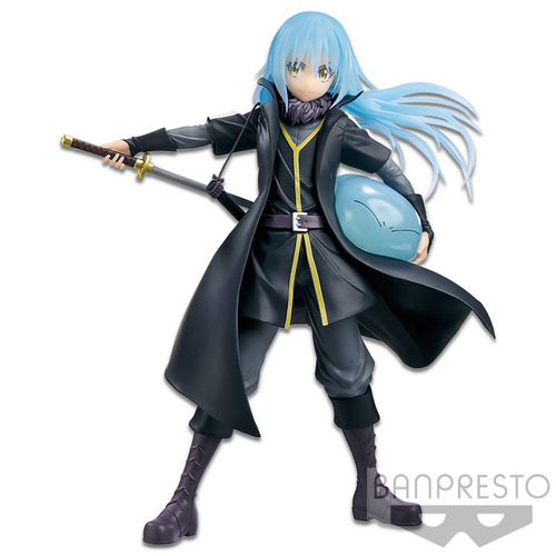 Banpresto That Time I Got Reincarnated As A Slime Demon Rimuru Tempest Espresto Figure